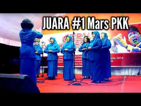 MARS PKK - juara 1