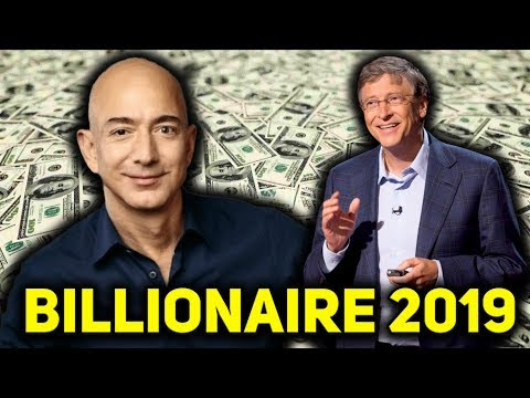 Richest People in the World 2019 | Billionaire 2019  | TOP 5 | Richest People