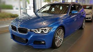 2017 BMW 320d Touring Modell M Sport   -[BMW.view]-