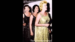 Watch Andrews Sisters Cuanto Le Gusta video