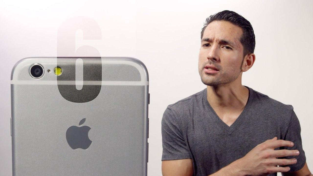 Publicité Apple iPhone 6
