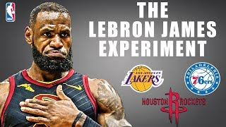 The Lebron James Experiment