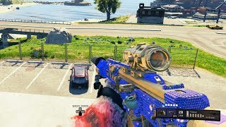 CAUGHT ME WITH MY PANTS DOWN   Black Ops 4 Blackout