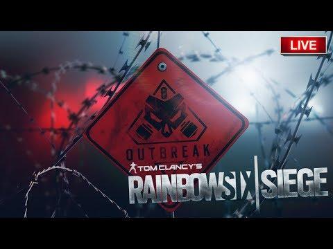 🔴 RAINBOW SIX SIEGE LIVE - CLASSIFICATE DA PAURA!