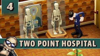 Let's Play Two Point Hospital - Tumble - Part 4