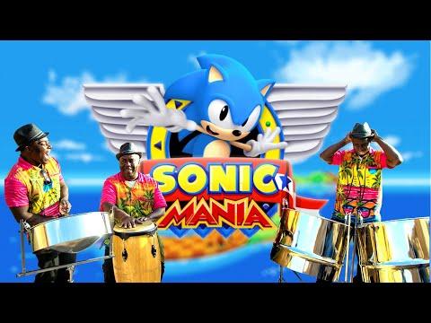 Steel drum Emerald Hill Zone Sonic 2 / Mania Plus - Sega Ages Nintendo Switch - Genesis classics VGM thumbnail