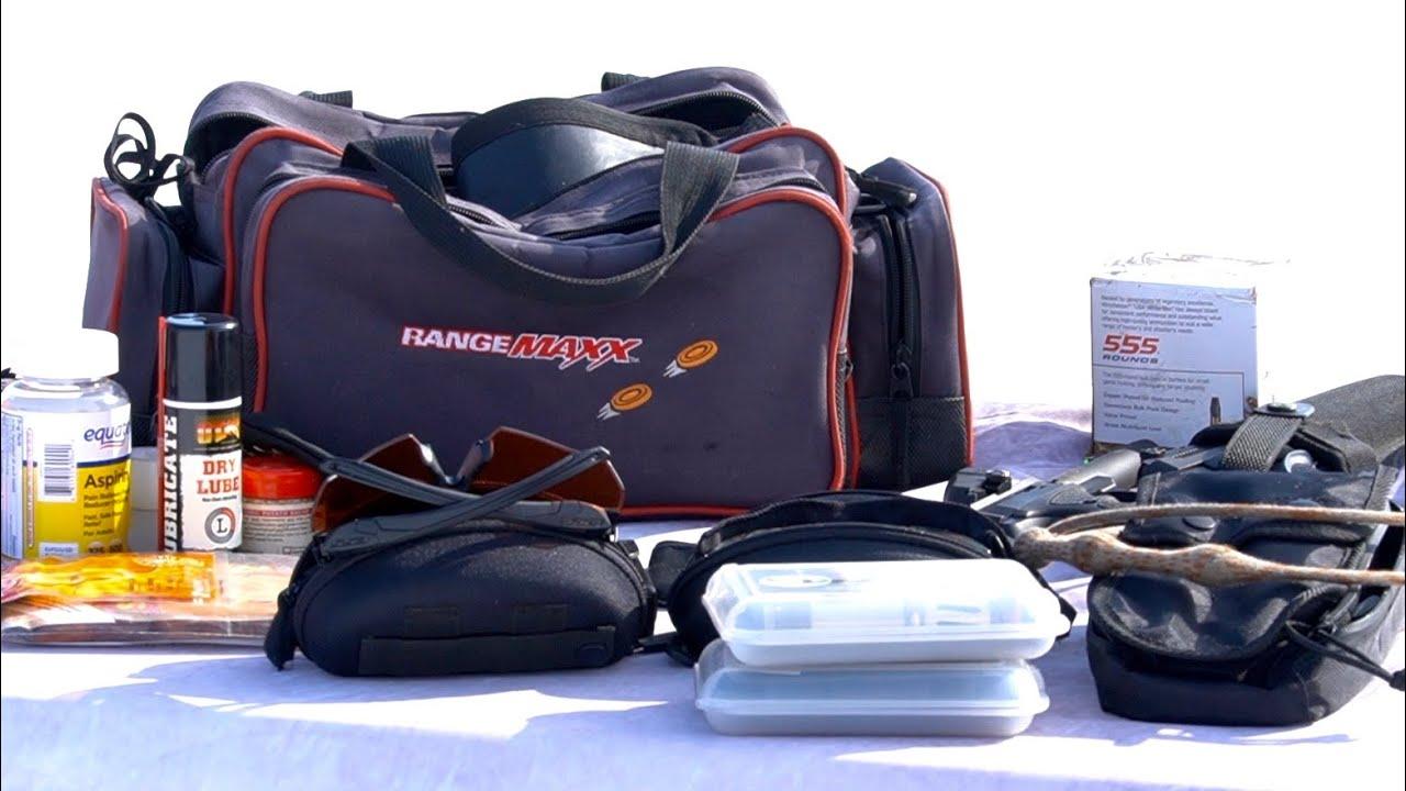 Inside My Range Bag | Aaron Gould