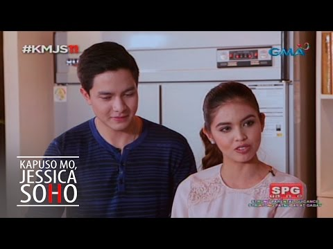 Kapuso Mo, Jessica Soho: One-on-one interview with AlDub