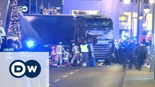 حادث الدهس في برلين | الأخبار