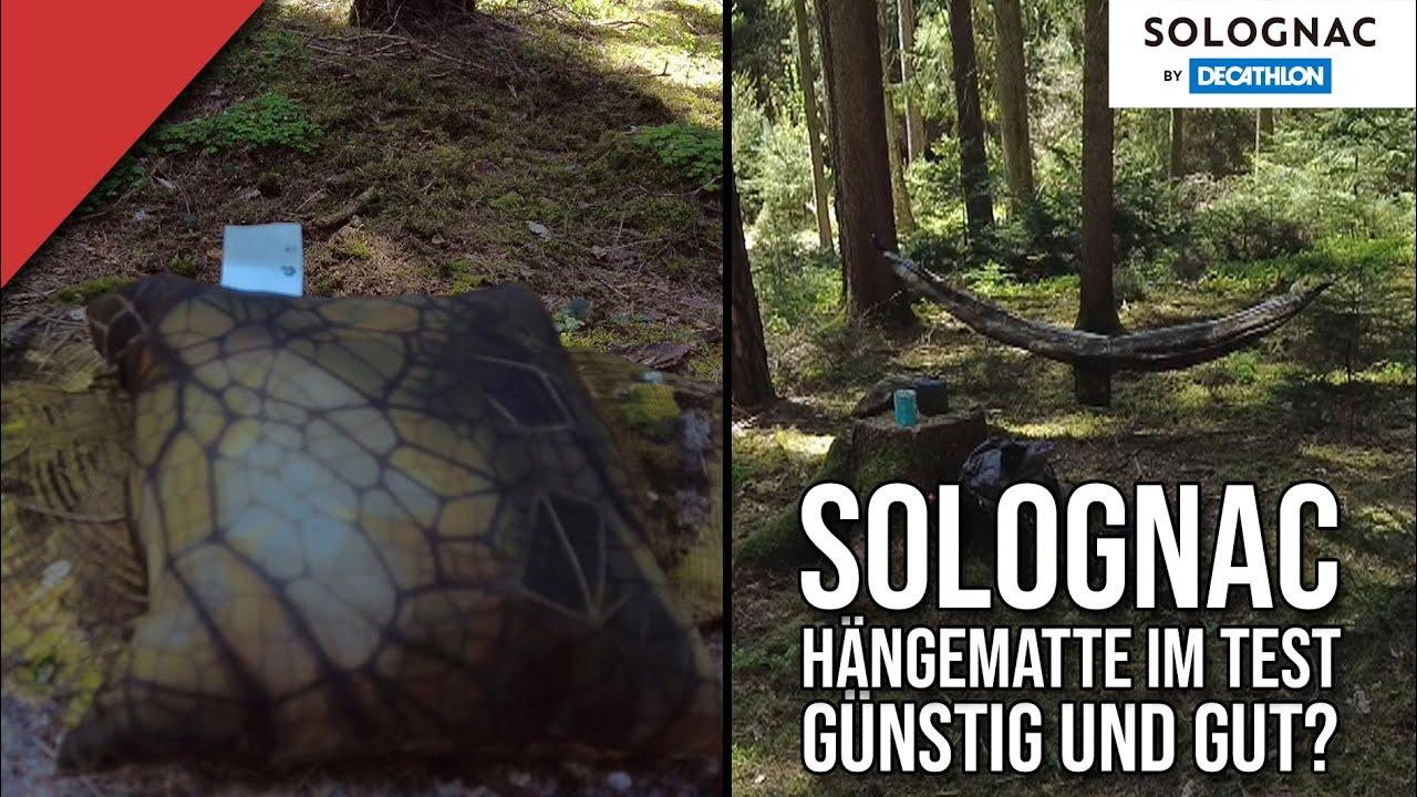 Solognac/ Decathlon// Jagdmesser Bushcraftmesser SIKA 150/ Angetestet