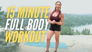 15-Minute Full-Body Workout | Memorial Weekend Workout | SixPackAbs.Com