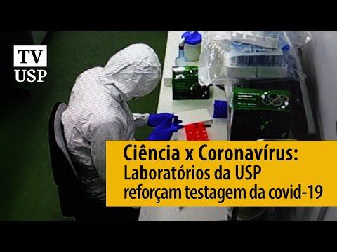 Ciência X Coronavírus: Laboratórios De Pesquisa Reforçam Testagem Da Covid-19