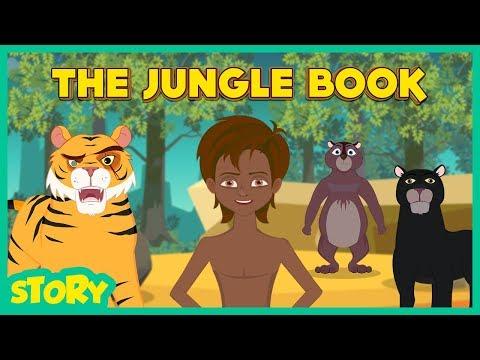THE JUNGLE BOOK MOVIE I THE JUNGLE BOOK STORY | VIDEOS FOR KIDS I DISNEY MOVIE