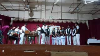 Swagat Geet JNV Raipur | Music By - Pradeep Behere |