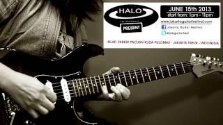 On The Way to Jakarta Indonesia - Jakarta Guitar Festival promo