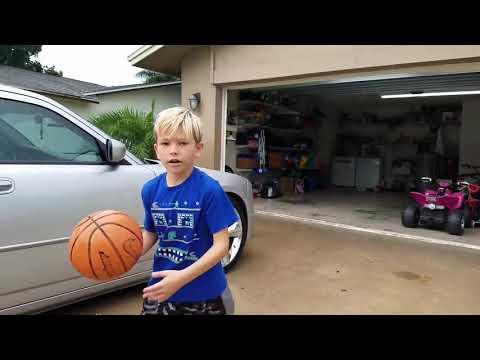 Basketball Trick Shots[Kid Perect