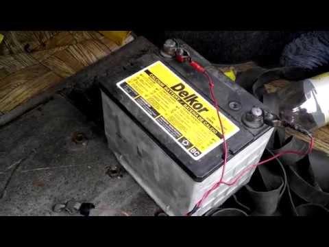 Как восстановить автомобильный аккумулятор? ещё на 3 года.  не спешите его выбрасывать. - Лучшие видео поздравления [в HD качестве]