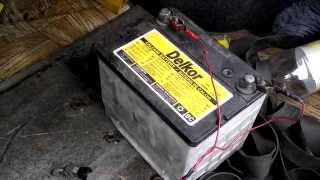 Как восстановить автомобильный аккумулятор? ещё на 3 года.  не спешите его выбрасывать.