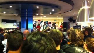 "De Staat - ""Psycho Disco"" - Record Store Day in Kroese Arnhem"