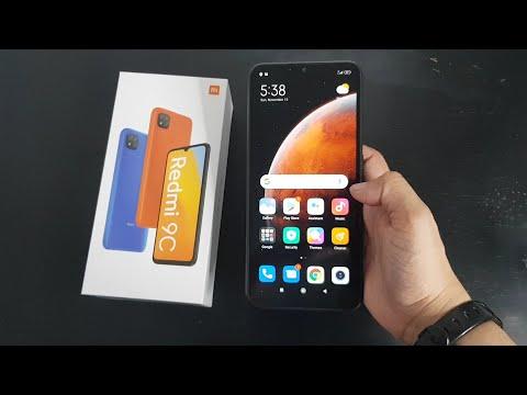 Xiaomi Redmi 9C 2GB/32GB - Unboxing