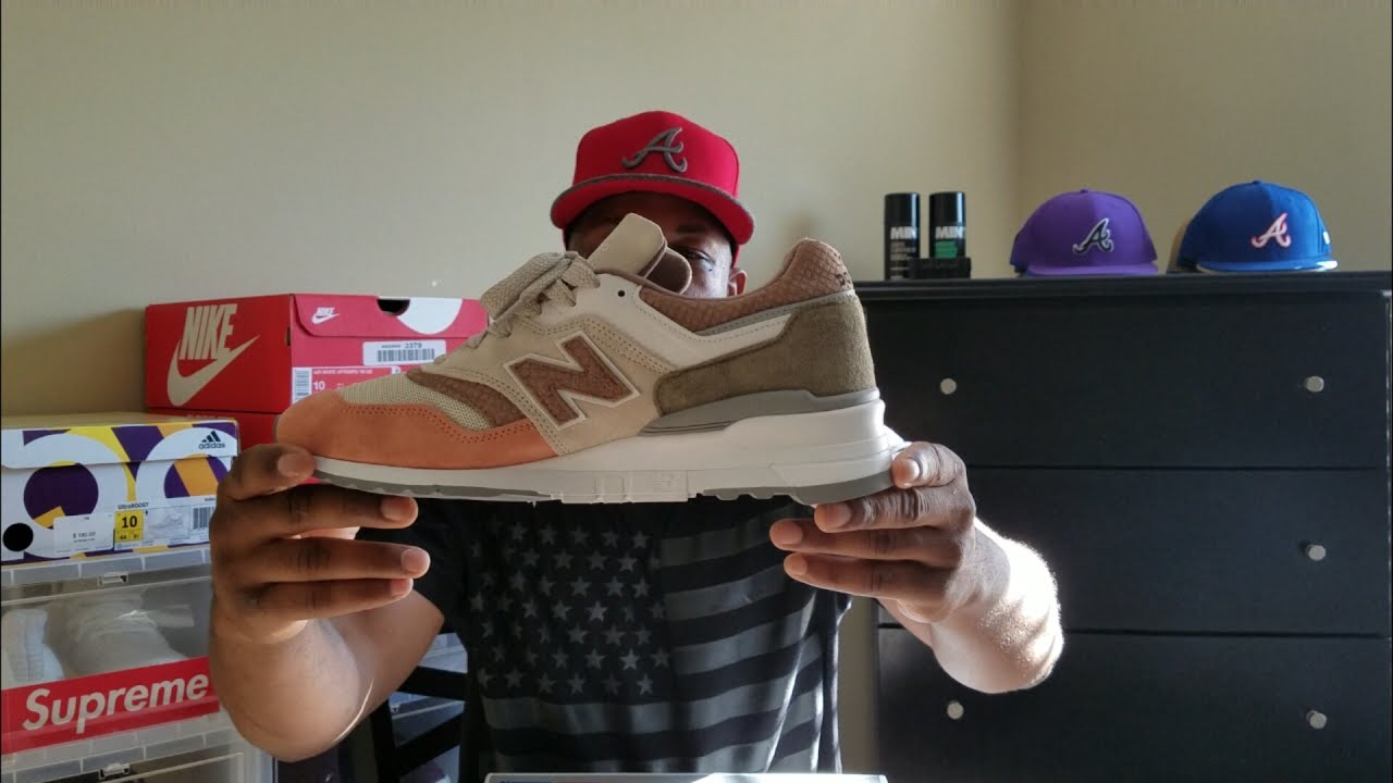 best sneakers c17a6 18bcf New Balance 997