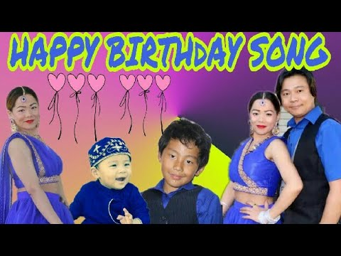 New nepali Happy Birthday song by Kumar Dumi