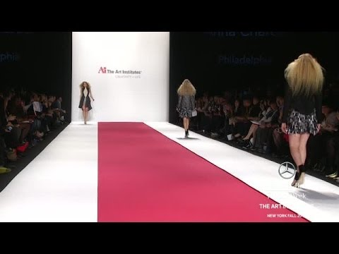 THE ART INSTITUTE: MERCEDES-BENZ FASHION WEEK Fall 2014 COLLECTIONS