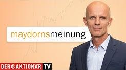 Maydorn: Öl, Dow Jones, DAX, Shell, Airbus, Lufthansa, Wirecard, IBM, Netflix, iQiyi, Tesla