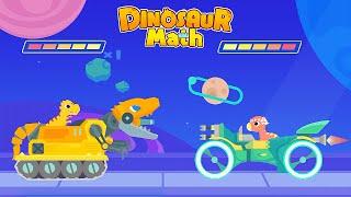 Dinosaur Math Gameplay #3 | Eftsei Gaming