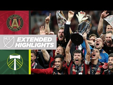 2018 MLS Cup: Atlanta United vs. Portland Timbers | December 8, 2018