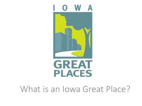 Iowa Great Places Overview