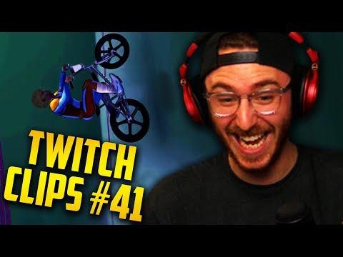 TWITCH LIVESTREAM CLIPS OF THE WEEK #41 - Клип смотреть онлайн с ютуб youtube, скачать