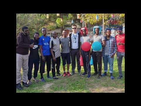 Mavi Kubbe Derneği Uluslararası Gençlik Kampı - Bursa / Karacaali