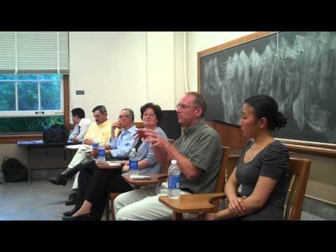 UC Berkeley UCS CUIR DeCal Alumni Panel