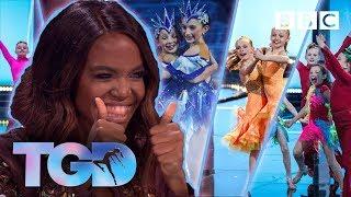 KLA's joyous journey to the final | The Greatest Dancer - BBC