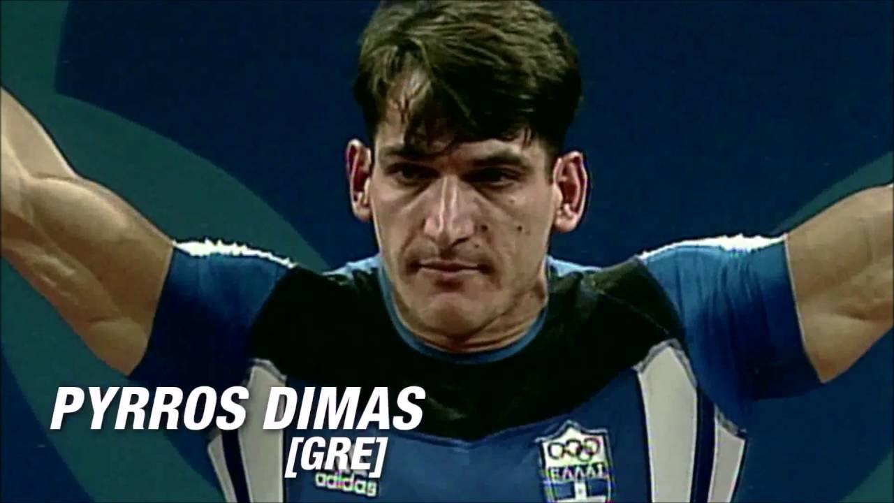 The greatest Pyrros Dimas! - YouTube