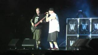 "Limp Bizkit- ""Mission Impossible 2 Theme/ Take a Look Around"" (HD) Live in Syracuse 7-31-2010"