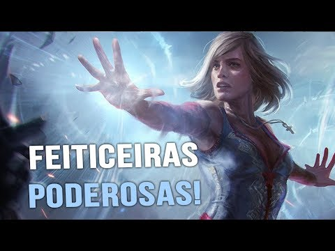 5 FEITICEIRAS (O) MAIS PODEROSAS DE THE WITCHER! thumbnail