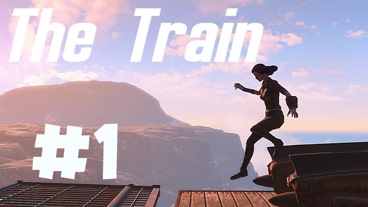 The Train - Now with Commonwealth and Nuka World travel at Fallout 4