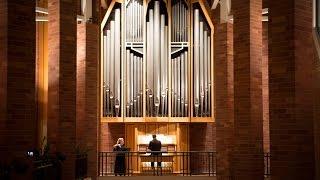 Hans-André Stamm – Stücke für Flöte und Orgel