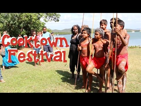 TRAVEL VLOG AUSTRALIA: Cooktown Festival