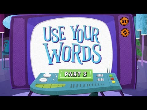GO BLANK YOURSELF - Use Your Words Gameplay Part 2  
