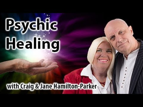Psychic Healing: The Power of Consciousness to Heal.