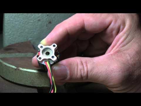 Disassembly/Reassembly of DJI 2312 motor