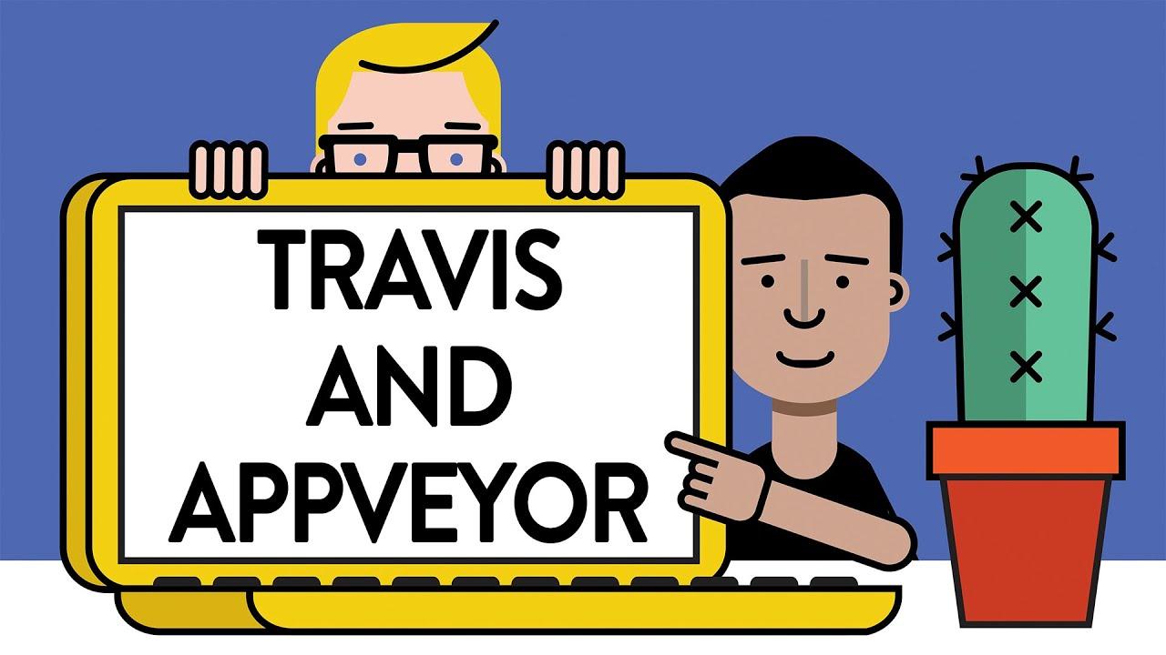 Travis & AppVeyor, Totally Tooling Tips (S3, E10)