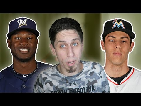BREWERS GET CHRISTIAN YELICH & LORENZO CAIN