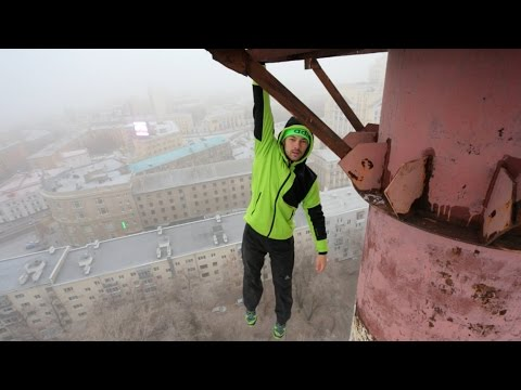 Urban Extreme workout #openallwinter