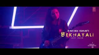 Bekhayali - Acoustic | Dhvani Bhanushli version SOng ( HD VIDEO) Hits song