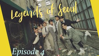 LEGENDS OF SEOUL Ep. 4...BTS Malayalam fun dubbed series