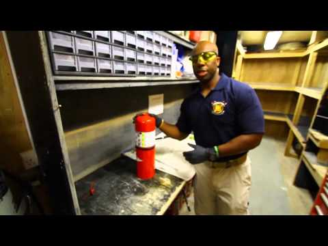 Fire Extinguisher Training F